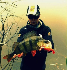 Thomas Doutres Pro staff Raisefishing