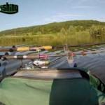 Comment fabriquer son support canne à pêche float tube raise fishing l'expérience de la pêche