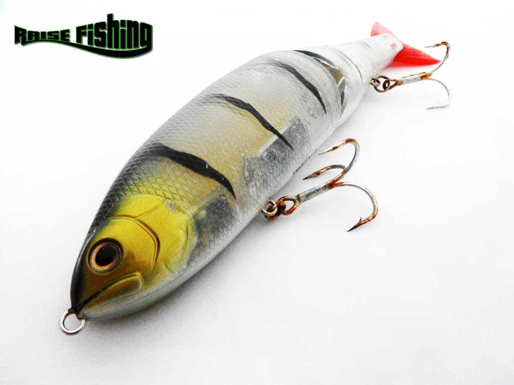 test leurre illex freddy www.raisefishing.com l'expérience de la pêche
