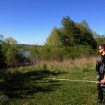 sortie pêche lorraine moselle metz brochet sandre raisefishing raise fishing
