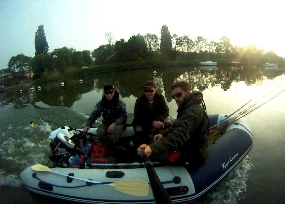 Ouverture de la pêche aux carnassiers 2014 en Lorraine