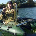 avis float tube seven bass cobra 170
