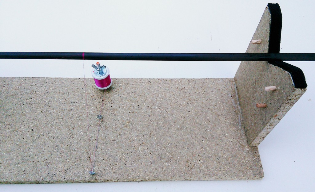 montage banc à ligatures montage canne maison (3)