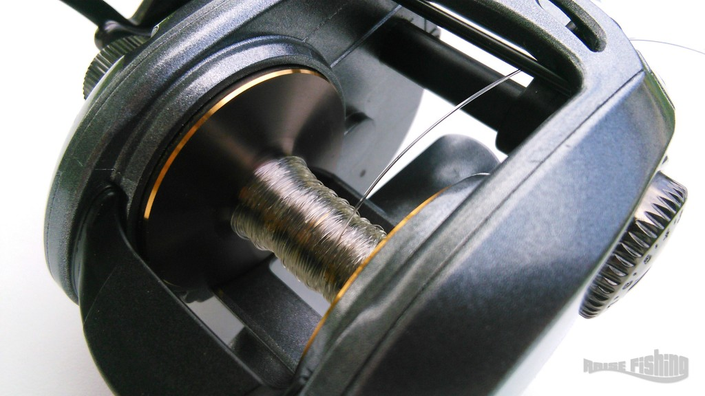 garnir remplir mouliner casting raisefishing