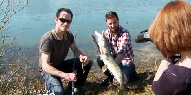 Raise Fishing  tourne avec Seasons Hebdo