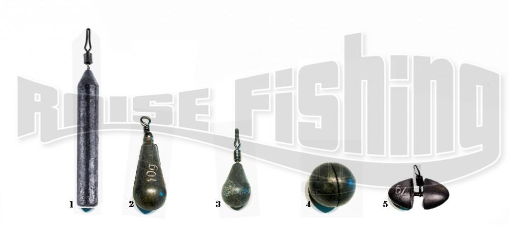 plomb pêche drop shot