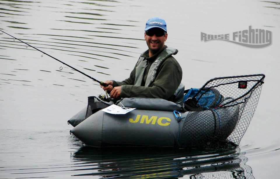 test avis float tube jmc commando