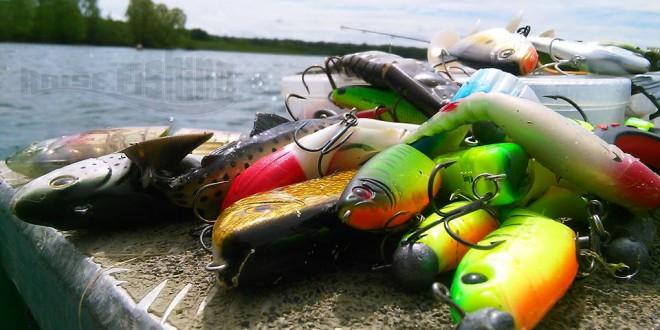 Choisir ses leurres pour l'ouverture de la pêche du carnassier