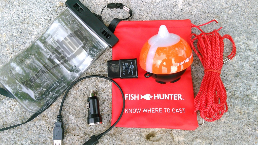 test fish hunter