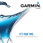 nouveau catalogue garmin marine