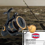 catalogue penn fishing 2017
