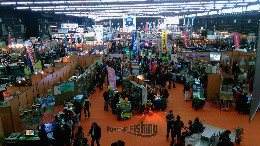 salon de la p che de clermont ferrand 2017 raise fishing