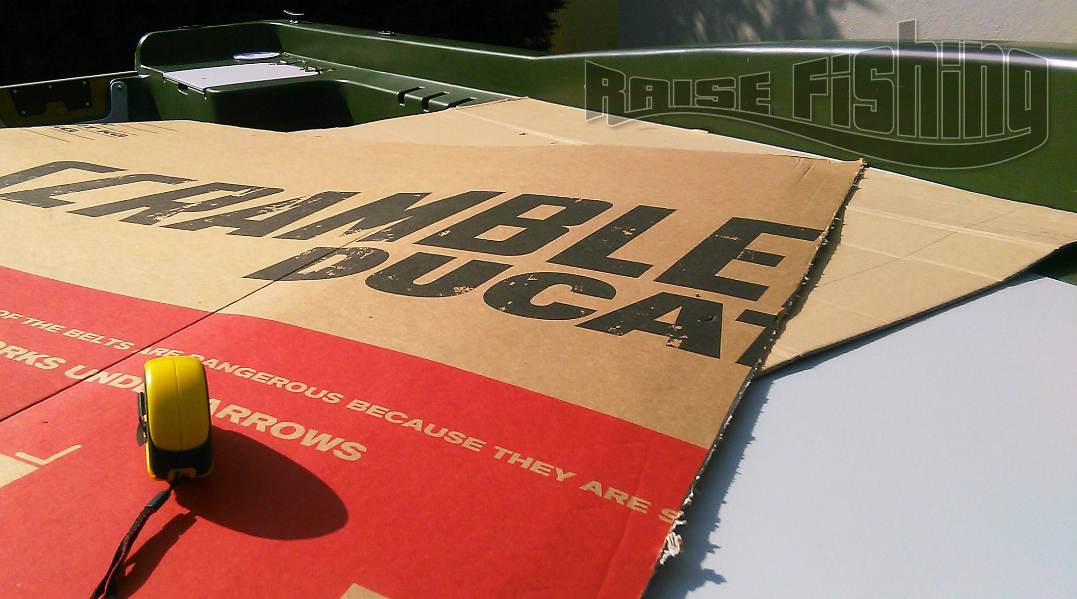 pontage bois    acier pour barque aquap u00eache 370  tout savoir