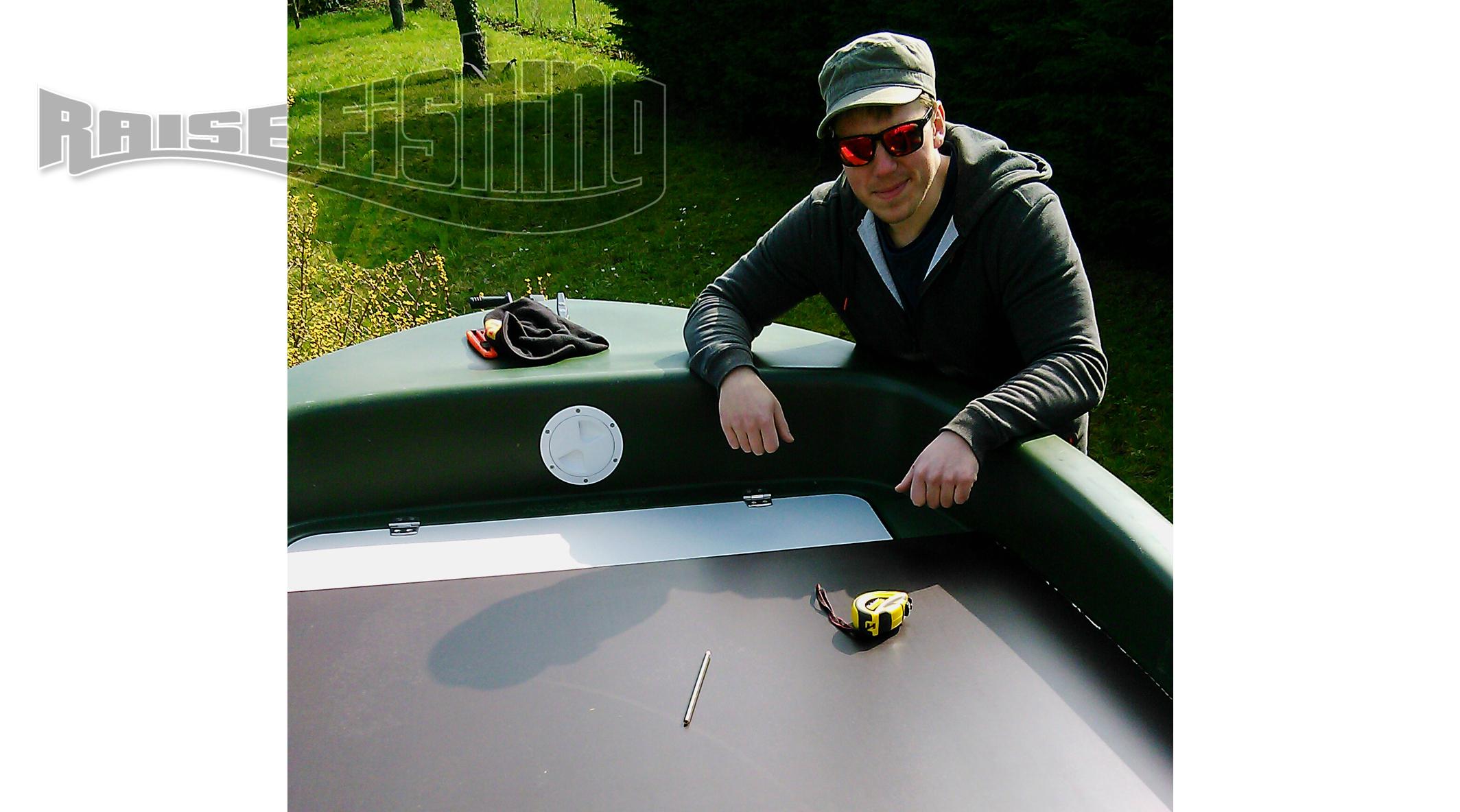 réaliser un pontage bateau