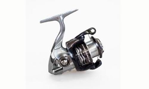 moulinet rarenium pour pêche à la truite
