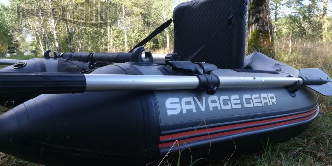 Avis float tube Savage Gear HIGH RIDER 170 FLAGSHIP