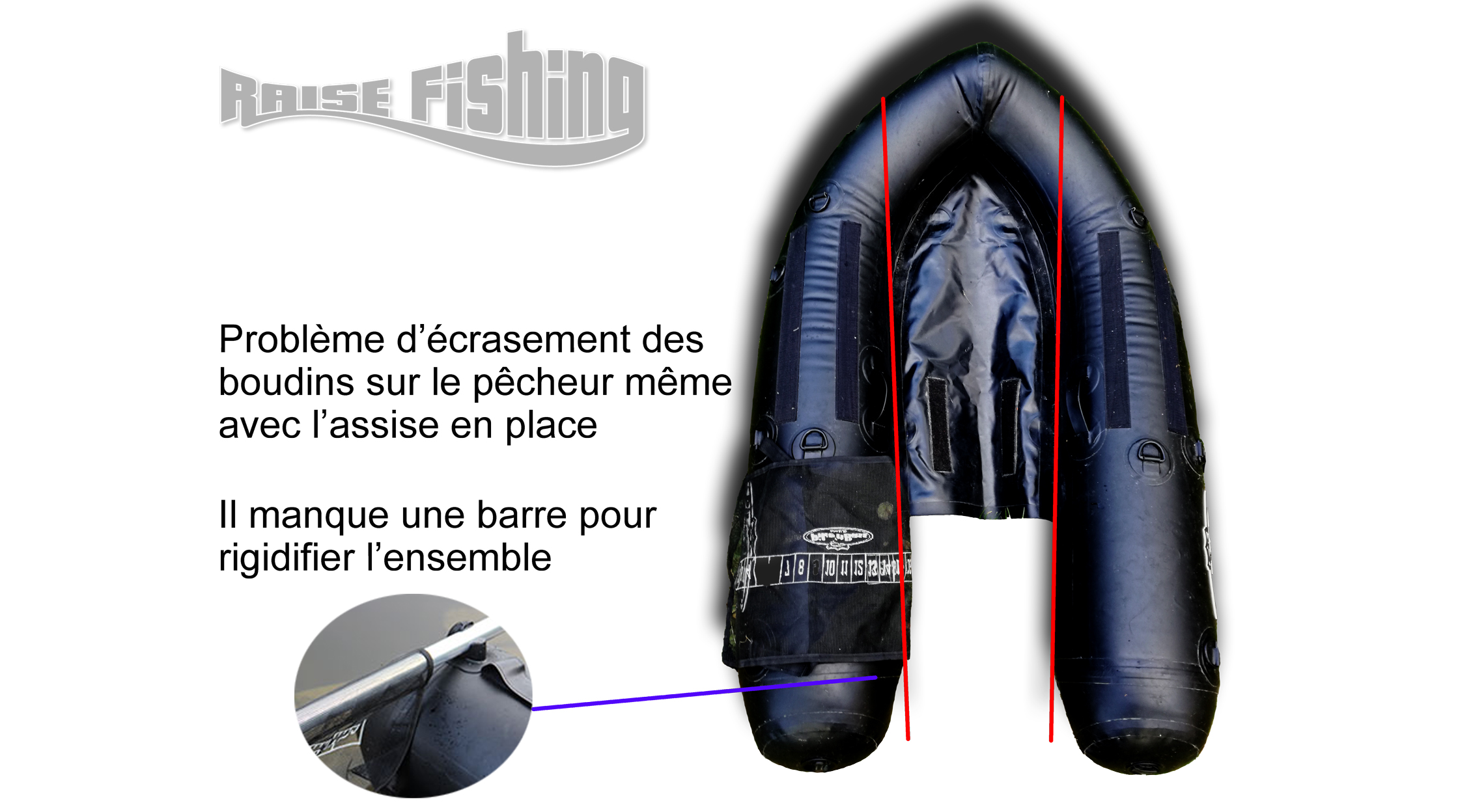 avis float tube pike'n bass amiaud