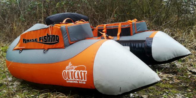 Super Fat Cat d'Outcast, tout savoir sur ce float tube