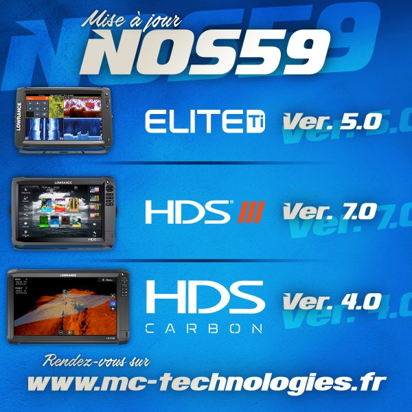 mise a jour lowrance fish reveal