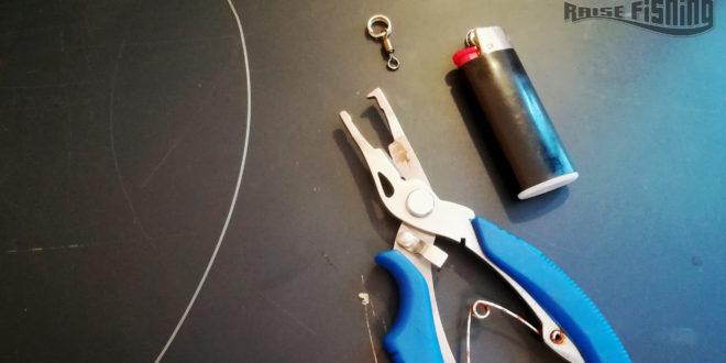 Nœud de raccord agrafe simple et efficace
