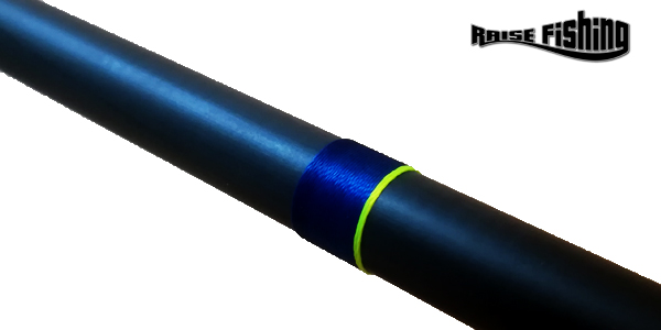 Section rodbuilding : réalisez un liseret simple sur une ligature