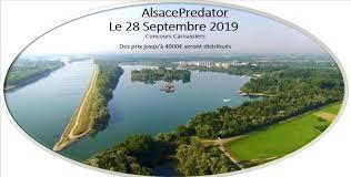 2nd place à l'Alsace Prédator