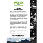 catalogue Pafex 2020