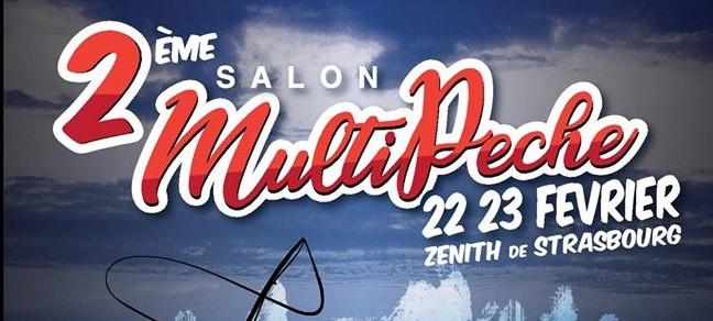 Salon Multi-pêche de Strasbourg 2020