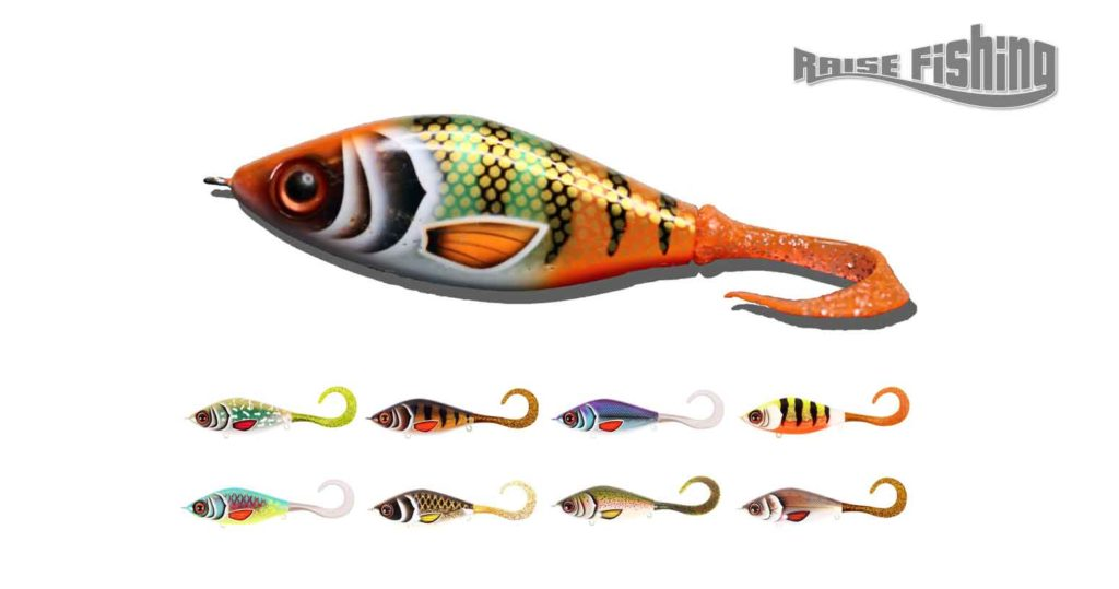 Test leurre GUPPIE jr strike pro CWC