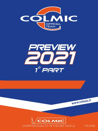 catalogue colmic 2021