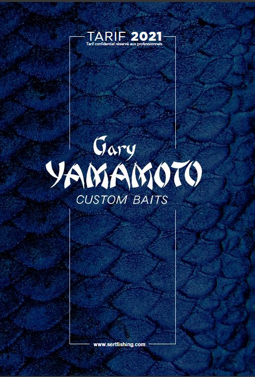 catalogue gary yamamoto 2021