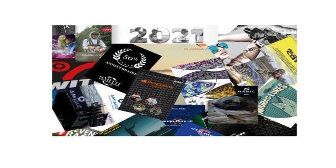 Catalogues de pêche 2021