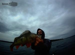 pêche-en-drop-shot-et-météo-extrême