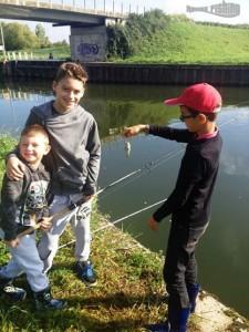 pêche pour les enfants à metz